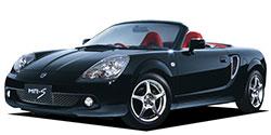 沖縄県の中古車をトヨタ MR−Sから探す