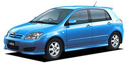 新潟の中古車をトヨタ カローラランクス(コンパクトカー・ハッチバック)から探す