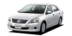 沖縄県の中古車をトヨタ プレミオから探す