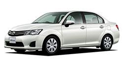 沖縄県の中古車をトヨタ カローラアクシオから探す