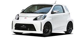 新潟の中古車をトヨタ iQ(コンパクトカー・ハッチバック)から探す