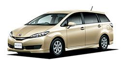 沖縄県の中古車をトヨタ ウィッシュから探す