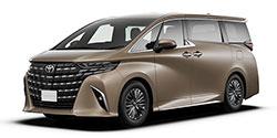 沖縄県の中古車をトヨタ アルファードハイブリッドから探す