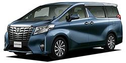 沖縄県の中古車をトヨタ アルファードから探す