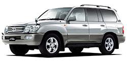 沖縄県の中古車をトヨタ ランドクルーザー100から探す