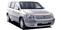 沖縄県の中古車をトヨタ サクシードバンから探す