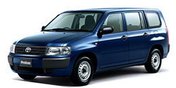 沖縄県の中古車をトヨタ プロボックスバンから探す