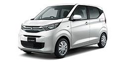 沖縄県の中古車を三菱 eKワゴンから探す