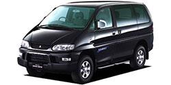 沖縄県の中古車を三菱 デリカスペースギアから探す