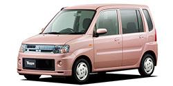 沖縄県の中古車を三菱 トッポから探す