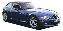 沖縄県の中古車をBMW Z3クーペから探す